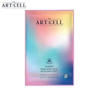 THE ART CELL Aurora Pearl Mask Pack 30g, The Art Cell