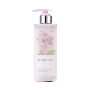 THE FACE SHOP Perfume Seed Rich Body Milk 300ml,THE FACE SHOP