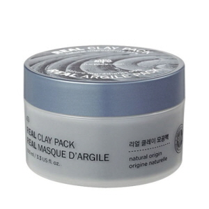 THE FACE SHOP Real Clay Pack 100ml,THE FACE SHOP