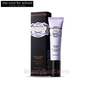 TOO COOL FOR SCHOOL Pore Zero Primer 30ml,TOO COOL FOR SCHOOL