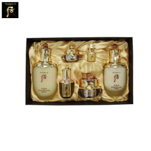 THE HISTORY OF WHOO Cheongidan Hwahyun Special Set 6items,THE HISTORY OF WHOO
