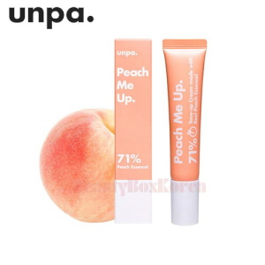 UNPA Peach Me Up. Tone Up Cream 40ml,UNPA