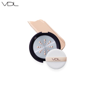 VDL Beauty Metal cushion foundation Long Wear (Refill) 15g, VDL