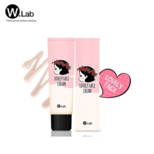 W.LAB Lovely Face Cream SPF30 PA+++ 50ml,TOO COOL FOR SCHOOL