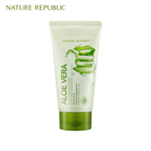 NATURE REPUBLIC Soothing & Moisture Aloe Vera Cleansing Gel Foam 150ml,NATURE REPUBLIC