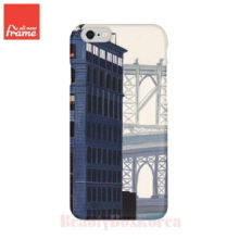 ALL NEW FRAME Night of City Hard Phone Case 1ea,ALL NEW FRAM
