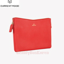 CURRENT MOOD Mood Bag Clutch Red,CURRENT MOOD