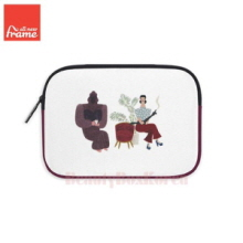 ALL NEW FRAME Teatime iPad Mini Sleeve (Tablet Pouch) 1ea,ALL NEW FRAM