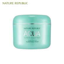 NATURE REPUBLIC Super Aqua Max Deep Moisture Sleeping Pack 100ml,NATURE REPUBLIC