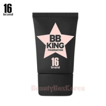 16 BRAND 16 BB King Foundation 30ml,16 Brand