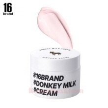 16 BRAND Donkey Milk Cream 50ml,16 Brand