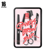 16 BRAND Gangs Brow Bar 5items,16 Brand