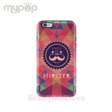 MYPOP 2Items Hipster Tough Phone Case,MYPOP