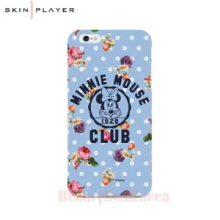 SKIN PLAYER 6Items Disney Spring Flower Slim Fit Phone Case,SKIN PLAYER
