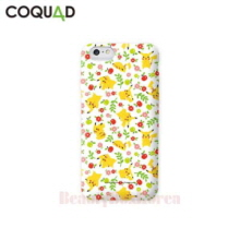 COQUAD Pokemon 2 Items Jelly Phone Case,COQUAD