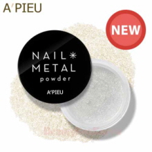 A'PIEU Nail Metal Powder 2g,A'Pieu