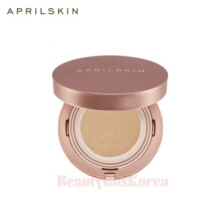 APRIL SKIN Magic Snow Fixing Foundation 15g,APRIL SKIN