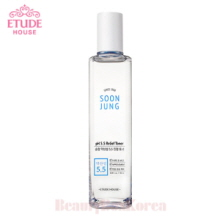 ETUDE HOUSE Soon Jung PH 5.5 Relief Toner 180ml,ETUDE HOUSE