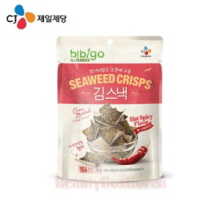 CJ Bibigo Seaweed Crisps Hot Spicy Flavor 36g,CJ