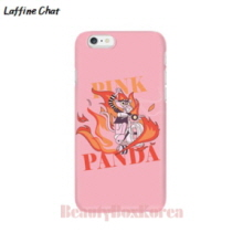 RAFFINE CHAT Pink Panther Rider Pink Tough Phonecase,RAFFINE CHAT
