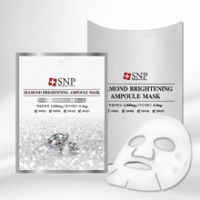 SNP Diamond Brightening ampoule Mask [10 sheet],SNP