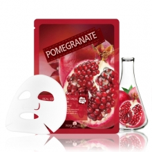 MAY ISLAND Real Essense Pomegranate Mask Pack 25ml,MAYISLAND
