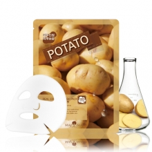 MAY ISLAND Real Essense Potato Mask Pack 25ml,MAYISLAND