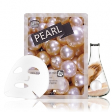 MAY ISLAND Real Essense Pearl Mask Pack 25ml,MAYISLAND