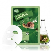 MAY ISLAND Real Essense Snail Mask Pack 25ml,MAYISLAND