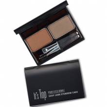 IT'S SKIN It's Top Professional Easy Look Eyebrow Cake 2g+2g,IT'S SKIN