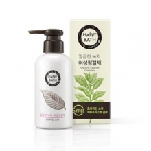 HAPPY BATH Feminine Cleanser #Green Tea 200ml,HAPPY BATH