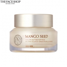 THE FACE SHOP Mango Seed Volume Butter For Face 50ml,THE FACE SHOP