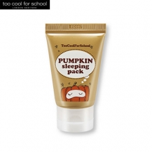 TOO COOL FOR SCHOOL Pumpkin Sleeping Pack Mini 30ml,TOO COOL FOR SCHOOL