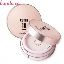 BANILA CO. Cover10 Perfect Cushion 15g*2 [One full pack + One refill],BANILA CO.