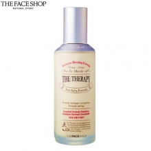 THE FACE SHOP The Therapy Essential Formula Emulsion 130ml,THE FACE SHOP