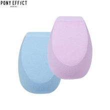 PONY EFFECT Pebble Blender (Makeup Sponge) 1ea,MEME BOX