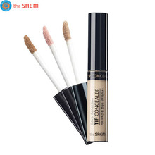 THE SAEM Cover Perfection Tip Concealer 6.5g  SPF28/PA++,THE SAEM