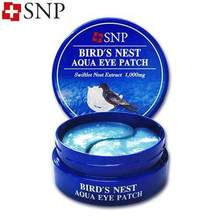 SNP Bird's Nest Aqua Eye Patch 1.4g*60 ,SNP