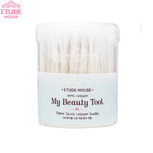 ETUDE HOUSE My Beauty Tool Paper Stick Cotton Swabs 150ea,ETUDE HOUSE