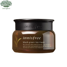 INNISFREE Black Green-Tea Mask 80ml,INNISFREE