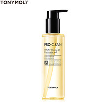 TONYMOLY Pro Clean Smoky Cleansing Oil 150ml,TONYMOLY