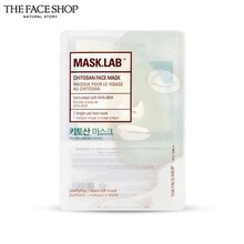 THE FACE SHOP Mask Lab Chitosan Mask 25g,THE FACE SHOP