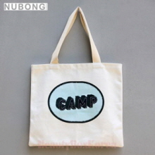 NUBONG Nuvento X Campergraphic Camp Eco Bag Green,NUBONG