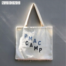 NUBONG Nuvento X Campergraphic Camp Eco Bag Simple,NUBONG