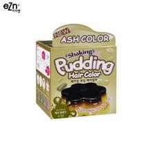 EZN Shaking Pudding Hair Color [Ash Color] 70ml+70ml,EZN