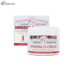NIGHTINGALE Derma Soothing Mineral O2 Cream 100ml,NIGHTINGALE