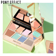 PONY EFFECT Master Eye Palette 8colors [Pastel Master],PONY EFFECT