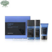 INNISFREE Forest For Men Moisture Set 3 Items,INNISFREE