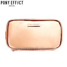 PONY EFFECT Makeup Pouch 1ea,PONY EFFECT