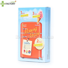 SKINFACTORY Premium Morning Recipe 3step 1.7g+7g+1.7g 7ea,Skin Factory